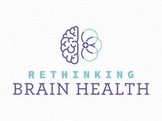 New 2015 logo for Universal Health Solutions' conference coming up this year. This year's focus is Rethinking Brain Health. The logo focuses on the brain, as well as the synapses that happen to reflect the inner workings of the brain — by Janessa Rae Design Creative