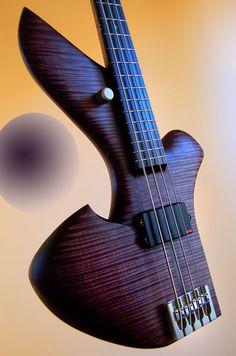Weird Bass Guitars | Strange Bass Guitar Quiz