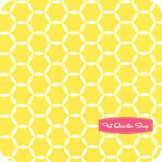 Good Morning Yolk Yellow Honeycomb Yardage SKU# 22185-15