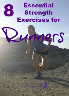 To be a good runner you should do more than just run. Adding these essential strength exercises for runners twice a week will make you a better runner.