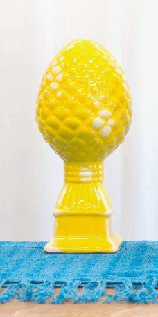 Pinha Amarela Pequena