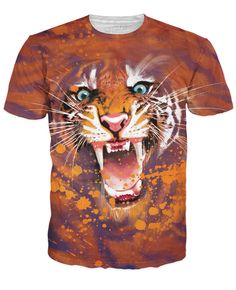 Tiger Strike T-Shirt