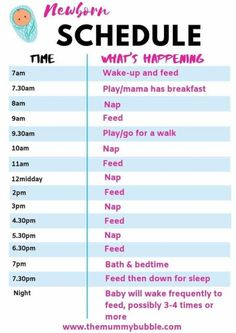 Baby Schlafplan, Newborn Baby Tips, Newborn Care, Newborn Baby Needs, Newborn Babies, Newborns, Baby Sleep Schedule, Baby Feeding Schedule, Toddler Schedule