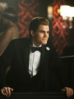 My favorite episode in Season 3...I love the 1920s and love 20s Stefan Salvatore even more