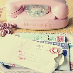 princess phone...I always wanted one just like this