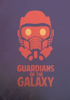 Guardians of the Galaxy - Minimalist Poster by thefoodispeople.deviantart.com on @DeviantArt