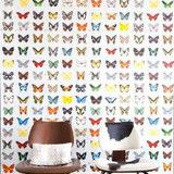 Onszelf Kids Wallpaper Panel - Butterflies