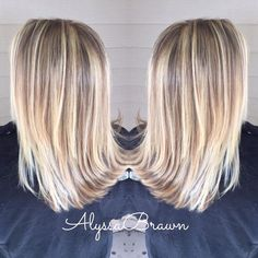 ... hair, blonde balayage highlights, natural, ice queen, lowlights