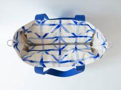 DIY Sewing Academy - tote no. 3 - zipper top