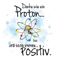 Denke immer positiv