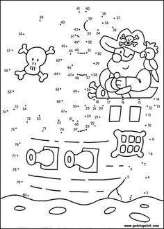 6 Connect the Dots Worksheets for Kids Pirate Dot to Dot coloring pages for kids connect the dots √ Connect the Dots Worksheets for Kids . 6 Connect the Dots Worksheets for Kids . Fish Dot to Dot Worksheets in Pirate Coloring Pages, Coloring Pages For Kids, Kids Coloring, Free Coloring, Pirate Day, Pirate Theme, Pirate Activities, Preschool Activities, Pirate Crafts