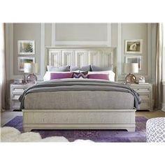 Universal California - Malibu King Bedroom Group