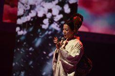「第67回NHK紅白歌合戦」リハーサル時の坂本冬美。
