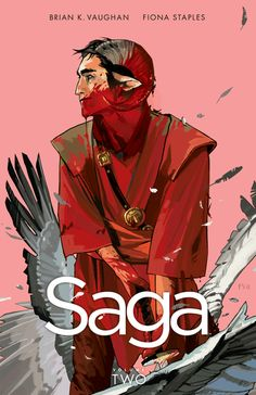 """Book Review: #Saga, Vol. 2. """"It's intensely, nail-bitingly complicated... figuring out what to feel for these characters who do terrible things for inescapably understandable reasons, chasing stakes we can't root against, at the expense of characters we can root against even less. This is the paradox that continues to make Saga truly un-put-downable."""" #SciFi #Fantasy #Comics #YouMustReadThis"""