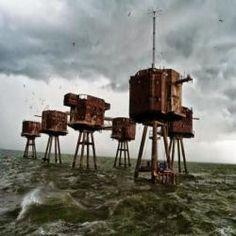 Lugares abandonados impressionantes