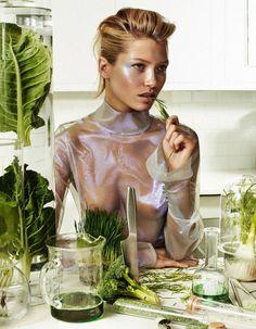 """fashionfaves: """"Hana Jirickova by Alique """""""