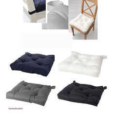 Chair Pad Malinda Light Beige In 2019 The House Ikea