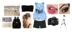 """""""Cupid Shuffle"""" by kelly6172 ❤ liked on Polyvore featuring Solow, Victoria's Secret PINK, Pieces, Eos, France Luxe and Forever New"""