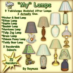 This is a repository for the files I shared at Black Pearl Sims. They are in order starting with the earliest file unloaded to the site an. Sims 2, Camping Set, Roasting Marshmallows, Hurricane Lamps, Brass Lamp, 1990s, Pearl, Community, Rooms