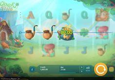 Игровой автомат Clover Tales с выводом денег. Этот игровой автомат посвящён ирландским легендам о лепреконах и феях. Вы сможете вывести реальные деньги из Clover Tales и соприкоснуться с загадочным волшебным миром.   Сказочные денежные выигрыши Структура автомата предс