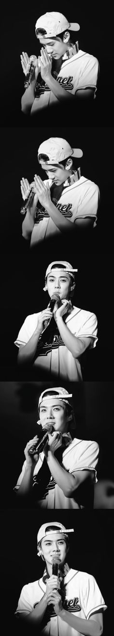 Sehun --- the exo'rdium Sehun, Rapper, Kpop Guys, Funny Tumblr Posts, Pop Group, A Good Man, Korean, Angel, Baby