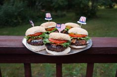 How about serving your burgers on Martin's Big Marty's?! #july4th
