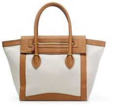 J.Crew Tillary tote in canvas - Polyvore