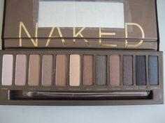 Naked Pallete