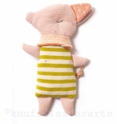 Maileg Sleepy Wakey Piggy Maileg 26 cm