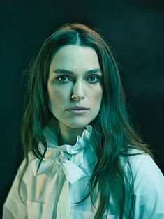 Keira Knightley photgraphed for Variety by NAdav Kander in London, England on January 5, 2018.