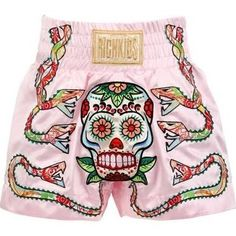 muay thai shorts women