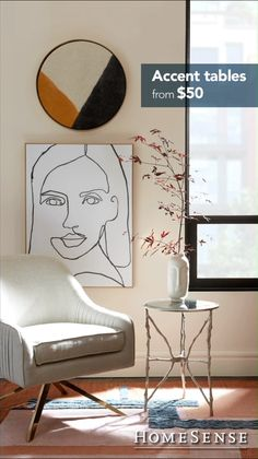 Face it – these accent tables are gorgeous (and affordable! Home Design, Interior Design, Corner Reading Nooks, House Ornaments, Room Goals, Home Decor Inspiration, Furniture Decor, Decoration, Fall Decor