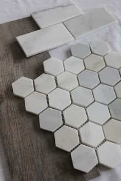 happenstance home: Circle of Mom's Top 25 and Our Bathroom Tile Choices