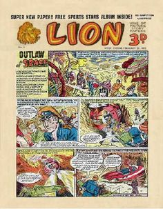 Comics UK is dedicated to those great institutions, the British Comic and Story Paper dating back from the the late Victorian era through Beano to and beyond. King Picture, Picture Story, Dolls House Shop, Children's Comics, Early Reading, Comic Book Covers, My Memory, Magazine Art, Vintage Books