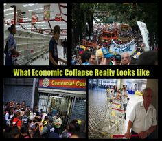 We have front row seats to seeing what an economic collapse looks like in… Shtf, Front Row, Pray, Survival, Shit Happens, Watch, Venezuela, Clock, Bracelet Watch