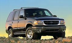 1999 Ford Explorer XLT. My current ride until the new Camaro comes out. It's called a hoopty for a reason.