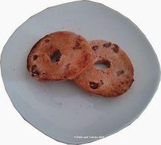 Mini cinnamon and raisin bagel new York bakery
