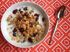 #CookClub recipe No. 13: Olive Oil Granola | Things to do in Tampa Bay | Tampa Bay Times