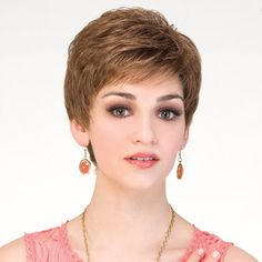 Karma Wig -  What did you do to deserve this? This perfect little pixie is lightweight, easy to wear and easy to care for!