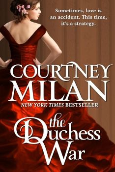 ★★★ Review: The Duchess War (Brothers Sinister, #1) by Courtney Milan || pinkindle.net