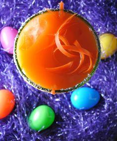 Carrot Cucumber Margarita for Easter via @Vianney Rodriguez