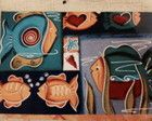 Tapete Coleção 2014. Peixes