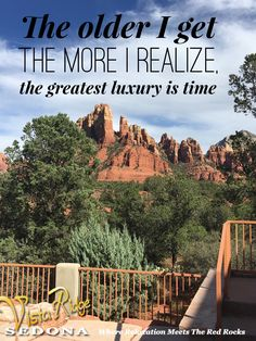 The greatest luxury is time.