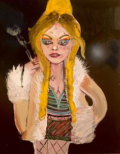 Silvia Argiolas – Blind Wonder Princess Zelda, Blind, Artwork, Fictional Characters, Rolling Shutter, Work Of Art, Blinds, Fantasy Characters, Jealousy
