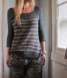 Grasflecken: knitting pattern