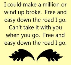 Dirks Bently - Free & Easy - song lyrics, song quotes, songs, music lyrics, music quotes,