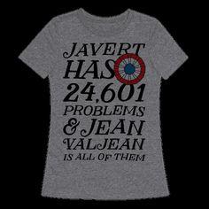 Javert Has 24,601 Pr