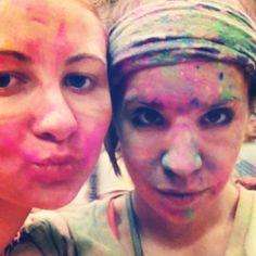 Color Me RAD  '14 ! Color, Colour, Colors