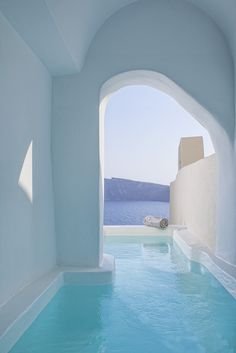Oia Suites Canaves Oia Hotel in Santorini. Luxury Vacations & Honeymoons by Canaves Oia Hotel in Santorini. Luxury Vacations & Honeymoons by Mykonos Hotels, Santorini Greece Hotels, Greece Resorts, Greece Destinations, The Places Youll Go, Places To Go, Myconos, Greece Travel, Travel Europe