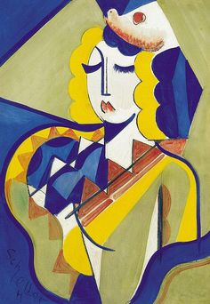 Scheiber Hugó (1873-1950) Cabaret, c. 1925 Oil on cardboard 70x100 cm